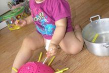 Actividades para tu bebé