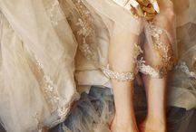 aes: satin silk & lace / garments // detail