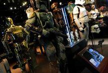 Star Wars l'Exposition (Paris) Identités - Photos / Compte-rendu