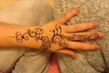 My Henna Designs! / These are Henna designs are have done recently for people :)