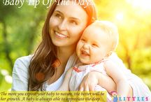 Baby Tip Of The Day / Parenting tips for new moms and moms-to-be.