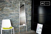 Scandinavische badkamer / Mooie accessoires voor de badkamer in Scandinavische stijl. Ingetogen, terwijl het  een huiselijke sfeer creërt