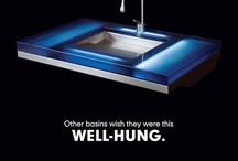 Low Brow, High Art Advertisements / Neo-Metro's Stall-Vertisements