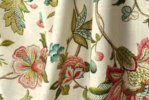 P. Kaufmann Fabric / Colorful Home Decor Fabric in styles including suzani, stripes, floral.