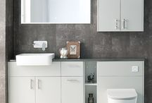 Fitted Calypso Bathroom Furniture / Fitted Furniture
