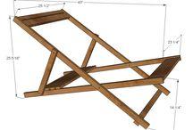 의자 책상 침대만들기