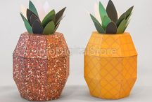 Flamingo Pineapple Summer Party Hawaiian