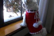 Christmas knits