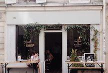 Concept cafes