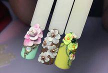 Идеи для дизайна ногтей
