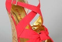 High heels!
