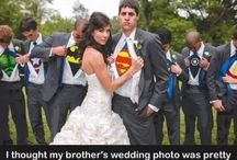 Super Hero Wedd