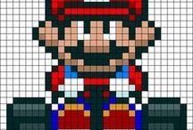 DIY - Pixel SuperMario