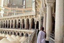 Mecca....a holy city for muslims