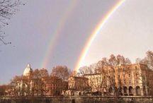 Dopo la tempesta ecco lui l'arcobaleno