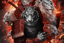 guerreros bestia