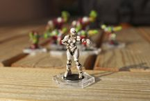 Miniatures / Painted miniatures by me