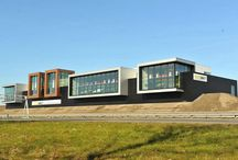 Showroom Architectuur / Architectuur showroom by VAN DER LINDE ARCHITECTEN