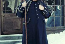 caped coats