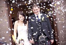 Confetti collection / Wedding Confetti / Bubbles / Pigeons