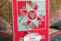 Quilted Christmas Stampin' Up!