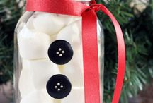 Christmas Ideas / DIY gifts, recipes and decorations for Christmas.