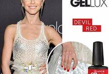 Nail Art Trend - 'Red Carpet'