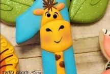 Cute cookies design