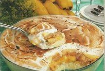 Torta banana ou maca