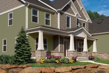 Craftsman houses / by Nanette G