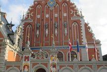 Lettland / Reisebilder von Riga und Jurmala