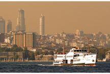 Passenger ship-  Istanbul, Turkey /  Fotoğraflarım