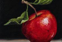 яблочки арбузы