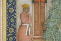 Jahangirnama / Mughal Emperor Akbar son was born with the blessings of the famous sufi Shaikh Salim Chishti. As a mark of admiration he named his eldest son, Salim. After the death of Akbar, Salim ascended the throne under the title of Jahangir (1615-1627)
