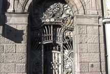 The Doors to the past