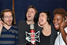 If/Then Musical / On Monday, April 7, 2014 we recorded the Original Cast Album for the If / Then Musical cast album! The If/Then album is now available for pre-order and is set for a June 3, 2014 release date. / by Masterworks Broadway