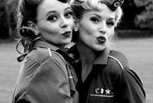 Vintage Love & Bombshell Beauty