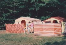 bungalow tents from 20th century