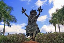 Hawaiian Goddesses / The stories and legends of Hawaii's Goddesses