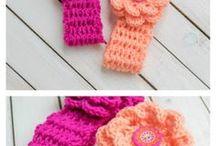 crochet head bands
