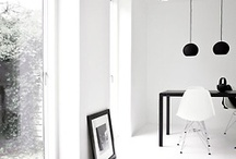 High Contrast Interiors