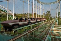 Abandoned Amusement Parks / A look at abandoned amusement parks around the world. / by Dave Woeber