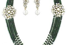Attractive Strand Brooch Wedding Jewelry Necklace Set