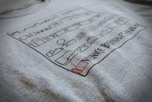 Venice Biennale Pavilions T-Shirts / My first Kickstarter project
