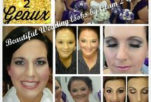 Glam 2 Geaux / Examples of my makeup work  / by Kimberly Newman