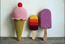 Crochet:Food / by Megan Lemon
