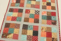 miniature quilts / by Pam Barnette