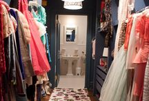 Closets / by Leah Vahrenkamp
