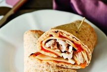 Soups, stews, sandwhiches & wraps / by Lyn