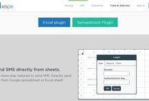 Send Bulk SMS through Excel